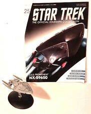 #25 Star Trek US Prometheus DieCast Metal Ship-UK/Eaglemoss w Mag-FREE S&H