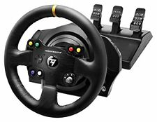 Xbox One Racing Wheel VG TX Racing Leather Edition Premium Official NEW