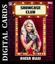 TOPPS WWE SLAM SHOWCASE CLUB 2020 [MOTION RED] ALEXA BLISS