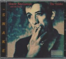 SHANE MACGOWAN AND THE POPES / THE SNAKE * CD 1994 *