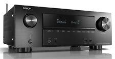 DENON AVR-X2500H NEU 7.2-Kanal 4K AV-Receiver Amazon Alexa-Sprachsteuerung