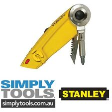STANLEY 4 in 1 Utility Knife Multi Tool