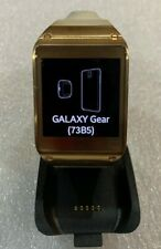 Samsung Galaxy Gear SM-V700 Rose Gold Stainless Steel Smart Watch