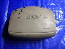 OEM 1998 FORD EXPEDITION DRIVER SIDE LEFT AIR BAG TAN IN COLOR