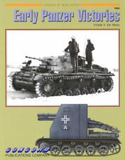 Early Panzer Victories Concord Publications Armor At War Series #7064
