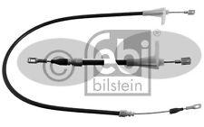 FEBI BILSTEIN Cable de accionamiento, freno estacionamiento MERCEDES-BENZ 01666