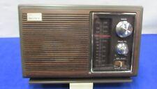 Vintage Sony ICF-9630W Fidelity Sound AM/FM Radio - Good reception - POT static