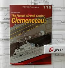 The French Aircraft Carrier Clemenceau - Kagero Topdrawings
