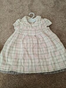 the little white company baby girl dress 0-3 months new with tags