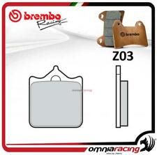 Brembo Racing Z03 plaquette frein avant sint TRIUMPH SPEED TRIPLE SE 1050 2009>