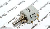 1pcs - Bi Technologies 500R Wirewound Potentiometer 7286R500L.25 10 Multi-Turn