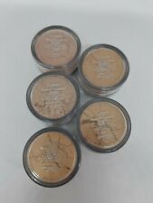 5x various shades Barefaced Beauty Mineral Foundation VEGAN CRUELTY FREE  RRP£15