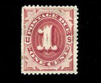 USAstamps Unused FVF US 1891 Postage Due Scott J22 NG