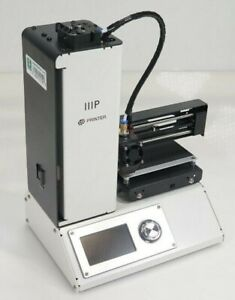 Monoprice MP Select Black 120x120x120mm Mini V2 3D Printer No Filament