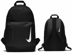 Nike Team Academy Rucksack Schultasche Sporttasche Fußball Tasche schwarz NEU