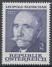 Österreich Austria 1978 ** Mi.1569 Kunschak Politiker Politician