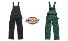 Dickies Latzhose Industry 300 Grau/schwarz IN30040 GBK 106