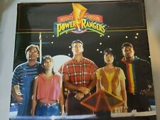 MIGHTY MORPHIN POWER RANGERS 16 MONTH 1995 CALENDAR SEALED Can be reused in 2023