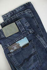 NUDIE JEANS SLIM JIM ORG. INDIGO BEAT Men W29/L32 100% Organic CO. Jeans 0734*