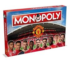 Winning Moves 031684 Manchester United F.c. Edition Monopoly