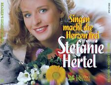 Stefanie HERTEL: Chanter rend le cœur libre/4 CD-Set-Top-État