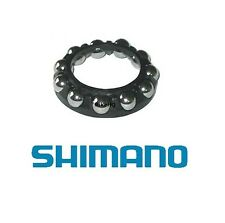 "Shimano Ball Retainer, Bearing Race 3/16"" for Wheel Hub, XT & Ultegra 6800"