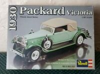 Revell 1930 Packard Victoria Model Car H 1266