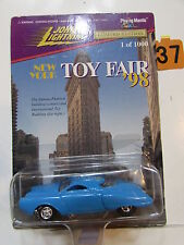 Johnny Lightning New York Spielzeug Fee '98 - Blau
