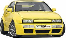 Spoilerstoßstange Schürze für VW Corrado 00020017 ohne Kiemen RIEGER-Tuning