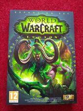 World of Warcraft: Legión (Pc Dvd/MAC) Nuevo Conjunto de expansión