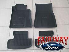 Genuine Oem Floor Mats Carpets For Ford Mustang For Sale Ebay
