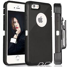 NEW Defender Case w Belt Clip for iPhone  ( Holster Fits Otterbox Defender
