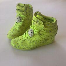 Melody Ehsani Reebok Wedge Sneakers - Size 6.5
