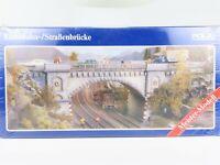 HO 1/87 Scale Pola 621 Railway / Road Bridge Building Kit SEALED