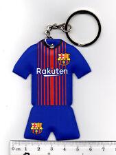 kiTki Spain league Barcelona football soccer club sponge keychain chain ring new