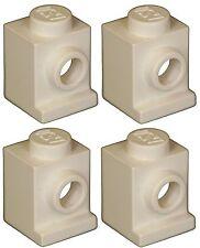 LEGO 4070 brick angolare per fari 1x1 Qtà VERDE X 15 Nuovo di Zecca