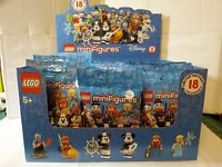 GENUINE LEGO DISNEY SERIES 2 MINIFIGURES 71024 *max price £5.99* PICK YOUR OWN