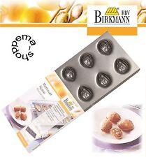 Birkmann Backform / Keksform Moskauer Nüsse Feinblech beschichtet