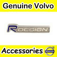 Genuine Volvo S40, V50, C30 (07-) R-Design Grille Badge / Emblem