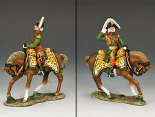 KING AND COUNTRY Napoleonic French Mounted Bessieres NA239