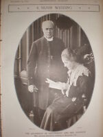 Photo Archbishop Canterbury Randall Davidson 1903