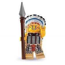 LEGO #8803 Mini figure Series 3 TRIBAL CHIEF