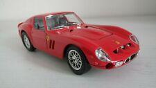 Bburago Ferrari 250 GTO 1962, automodello scala 1:24 - 1:25