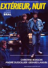 DVD Extérieur-nuit - Christine Boisson,André Dussollier,Jacques Bral