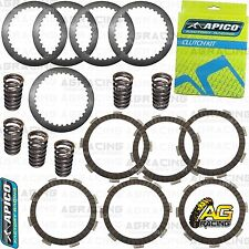 Apico Clutch Kit Steel Friction Plates & Springs For Honda CRF 150R 2011 MotoX