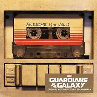 Guardians Of The Galaxy Awesome Mix Vol 1 CD Motion Picture Film Soundtrack OST