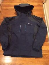 MEN COLUMBIA OMNI TECH SHELL JACKET SZ M NWOT gore-tex SUPREME