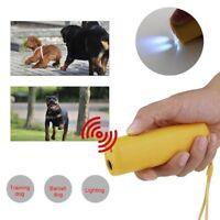 Ultrasonic Anti Bark Control Stop Barking Dog Training Repeller Device Defence