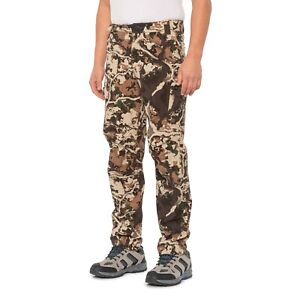 NEW Men's First Lite Guide Lite Camo Hunting Pants Fusion Size 34x32