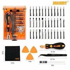 Great Precision Screwdriver Set Micro Mini 45 Bit Kit PC Cell Phone Repair Tool
